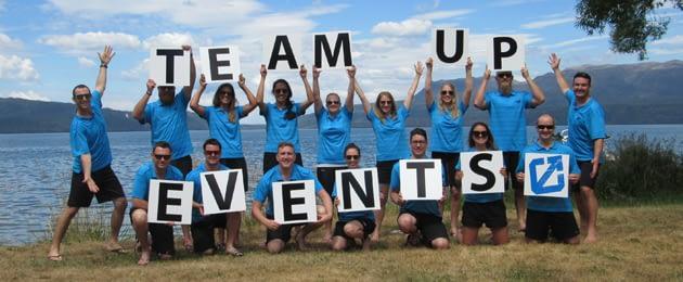Team Up Events NZ
